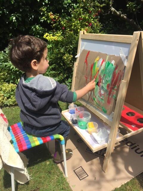 Creative in the Garden